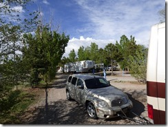 Blue Spruce RV Park, Grants New Mexico