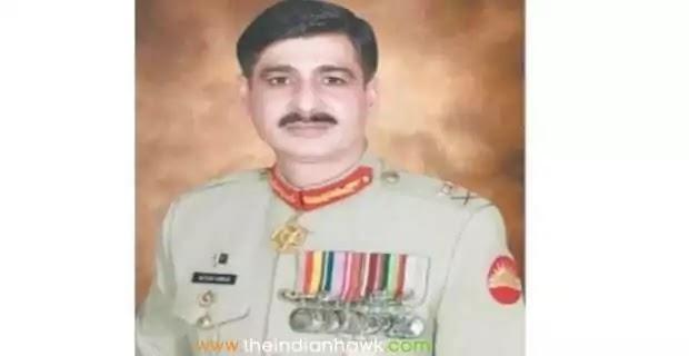 Lt Gen Azhar Abbas : Pakistan's Next Chief Of General Staff