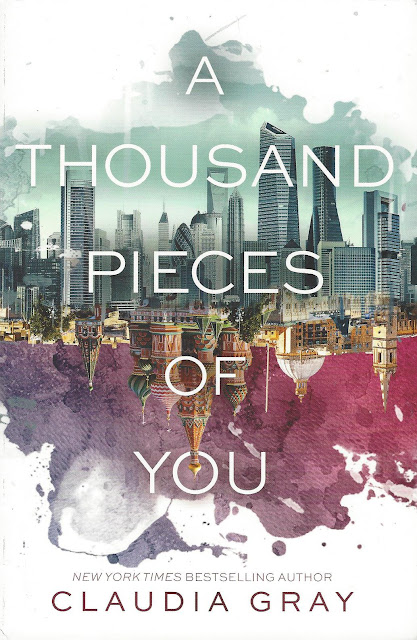 Thousand Pieces of You cover