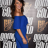 OIC - ENTSIMAGES.COM - Lizzie Cundy at the  Going for Gold magazine launch party in London 19th January 2015 Photo Mobis Photos/OIC 0203 174 1069