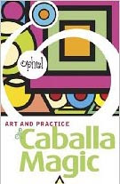 Cover of Ophiel's Book The Art Practice of Caballa Magic