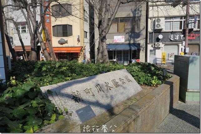 四國德島 葫蘆島周遊船 新町川水際公園 (3)