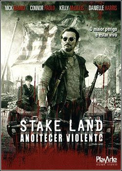Download - Stake Land - Anoitecer Violento - DVDRip AVI Dublado