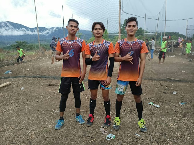 TEAM VOLLY BALL MASGO ULU PUKUL TELAK TEAM VOLLY BALL MASGO GEDANG 3-0