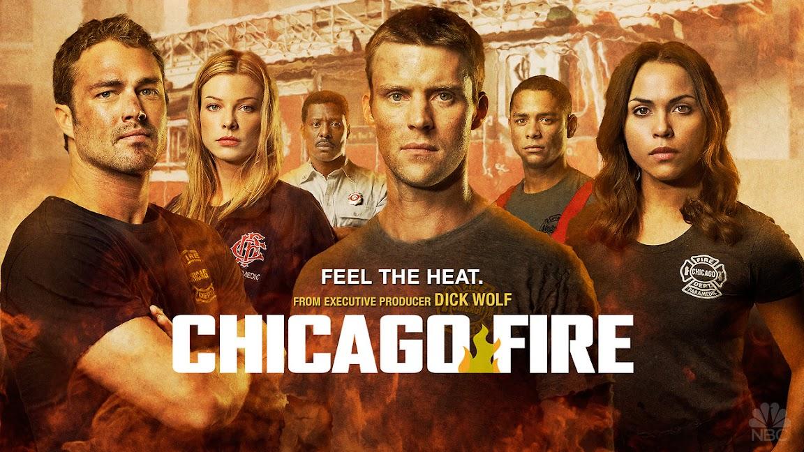 美劇 芝加哥烈焰 Chicago Fire 線上看 風城火情 風城烈焰 芝加哥烈火群英