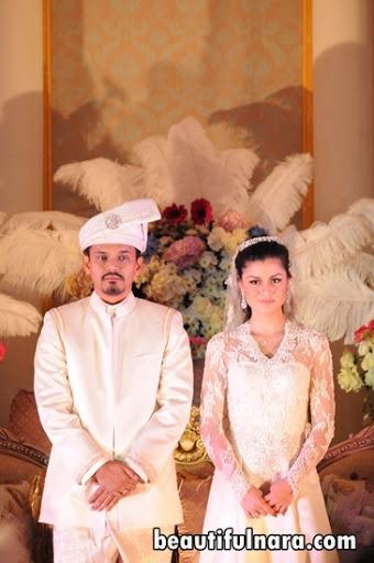 Gambar perkahwinan majlis resepsi Lisa Surihani dan Yusry