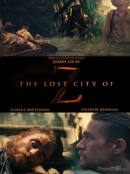 Thành phố vàng đã mất - The Lost City of Z