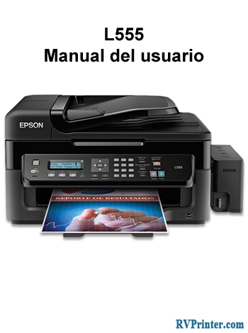 Download Epson L555 Printer Driver for Free