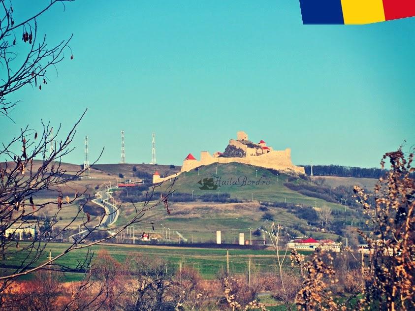 panorama cetatea rupea