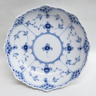 Royal Copenhagen Footed Bowl