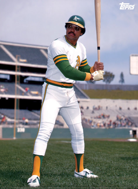 best cheap 95f5a e336d The Ultimate Baseball Look: Oakland A's - Reggie Jackson