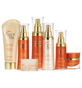 RE9 Advanced Skincare From Arbonne