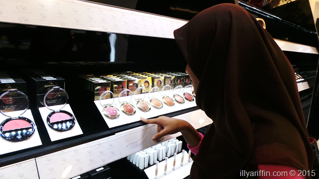 illy ariffin com: Golden Rose Boutique Launch at Sunway