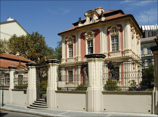 Antonin Dvorak Museum