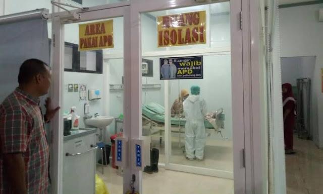 Baru Pulang dari Korea Selatan, Warga Kediri Diduga Terjangkit Virus Corona