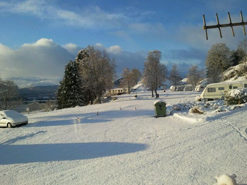 High Creagan Caravan Park at High Creagan Caravan Park
