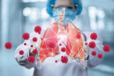 कोरोना वायरस से फेफड़ों को सुरक्षित कैसे रखें? | Healthy Lungs Diet About In hindi