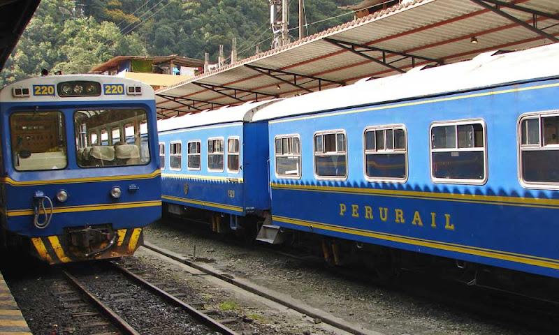 peru rail comboios