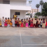 Pre-Primary Raksha bandhan celebrations on 27th August 2015.