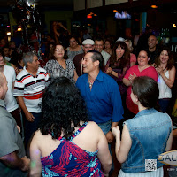 Photos from Luis' Graduation celebration at Papis