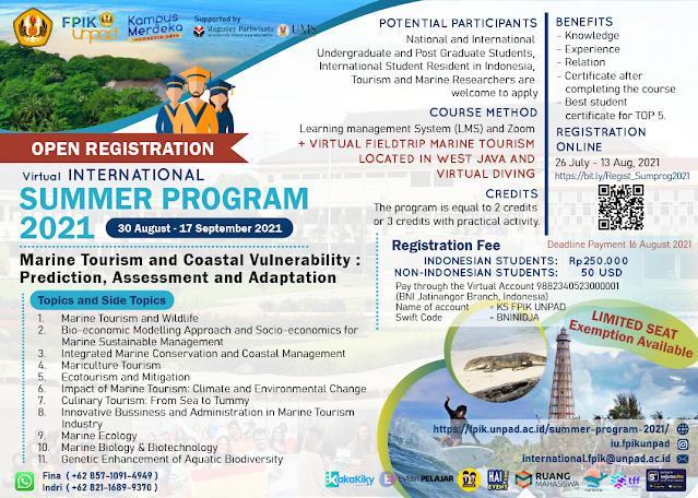virtual summer program