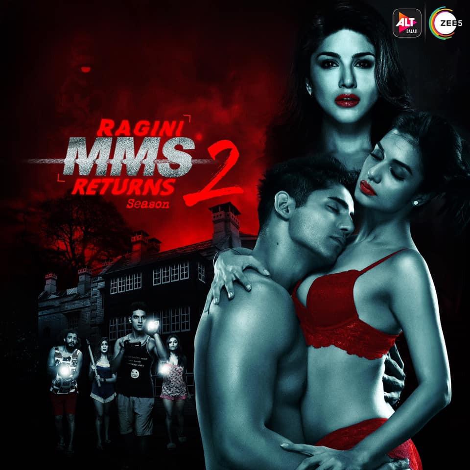 Ragini MMS Returns Season 2 (2019) Hindi AltBalaji 720p HDRip x264 AAC