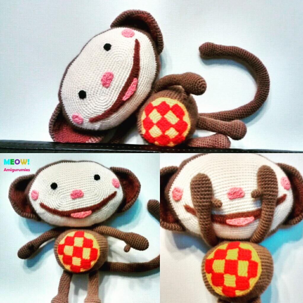 Amigurumi Baby Tv : MEOW AMIGURUMIES