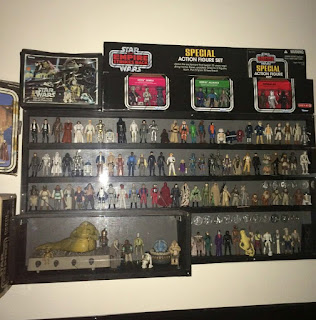 Vintage Star Wars Figures Collection