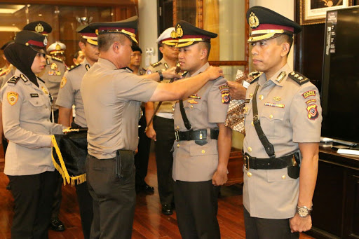 AKBP Hendy F Kurniawan Resmi Digantikan Kapolres Baru AKBP Slamet Waloya