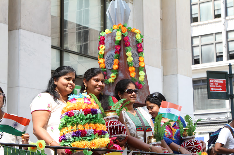 Telangana State Float at India Day Parade NY 2015 - IMG_6909.jpg