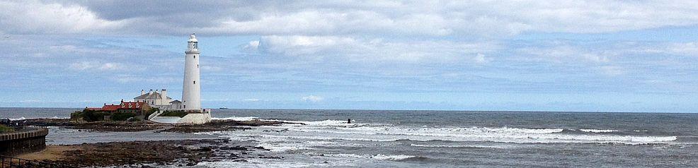 Lighthouse, St. Mary's Island