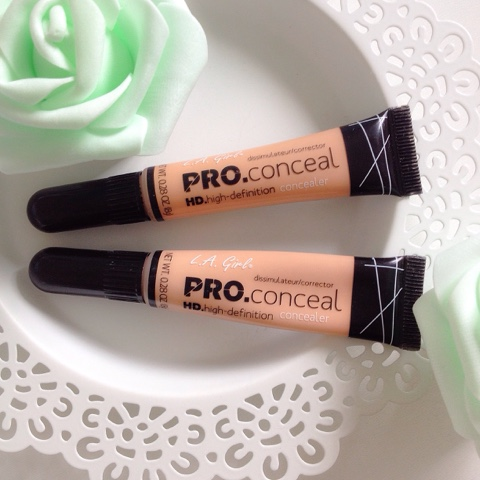 L.A Girl Pro HD Concealers