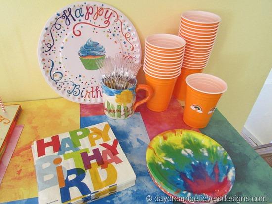 DIY Art Party at Home
