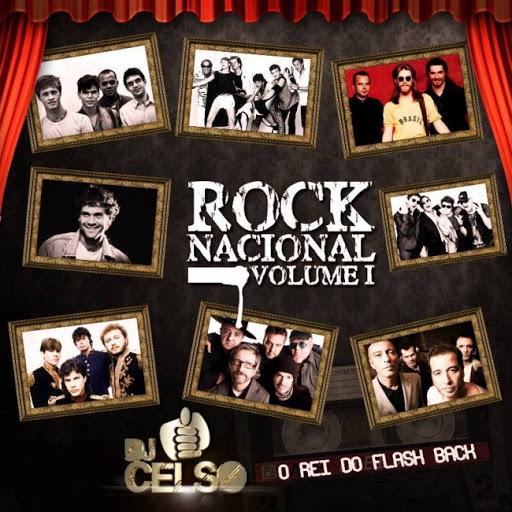 CD - Rock Nacional Vol. 01