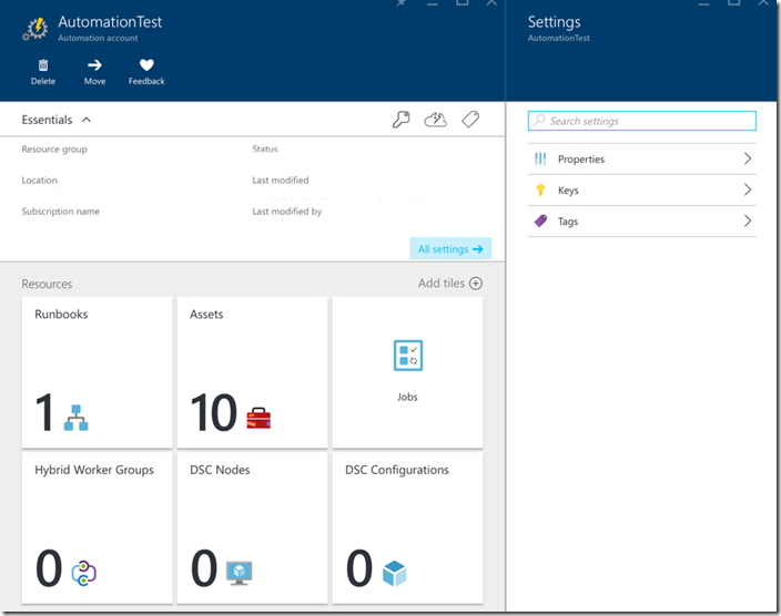 Tobias Lekman - Blog - Automating Azure VM with Runbooks and