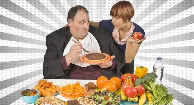 Анекдоти про дієту