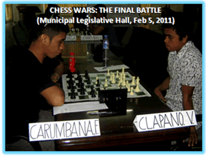 Chess Wars: The Final Battle