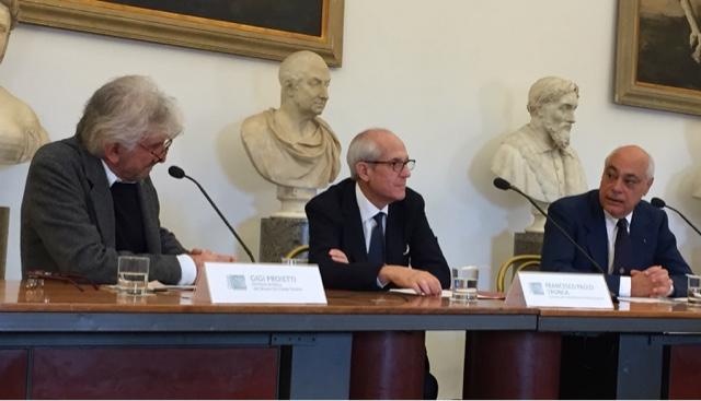 conferenza Globe Villa Borghese