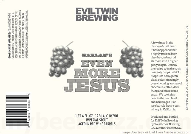 Evil Twin - Harlan's Even More Jesus
