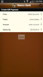 Blanco Bank - screenshot thumbnail