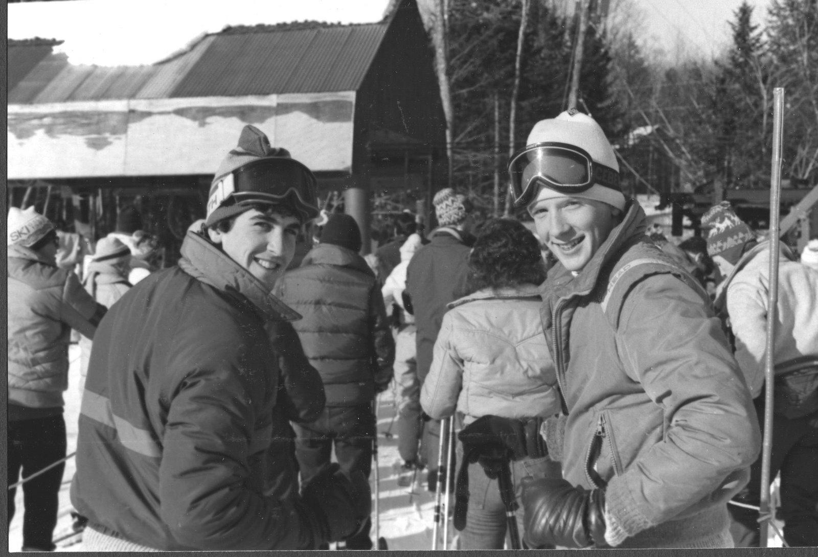 1980s SKI CAMP