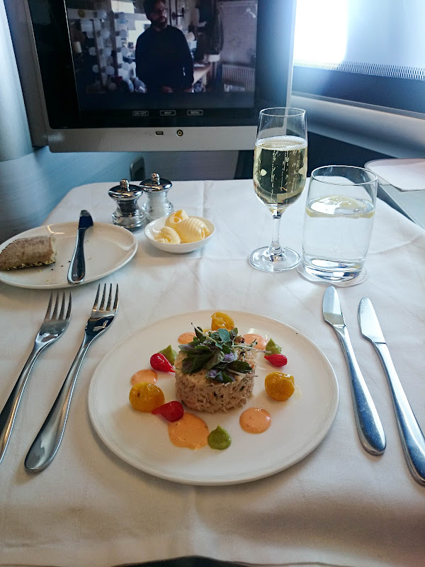 BA%252520F%252520744%252520LHRJFK 71 - REVIEW - British Airways : First Class - London to New York JFK