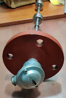 INELTEH ITMLS-01-211-50 New Magnetic level switch 520mm INELTEH (maker) worldwide deli email:idealdieselsn@hotmail.com / idealdieselsn@gmail.com