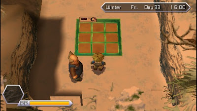 kali ini saya tetapkan untuk kembali memainkan Harvest Moon Sang Penyelamat - Walkthrough Harvest Moon Innocent Life