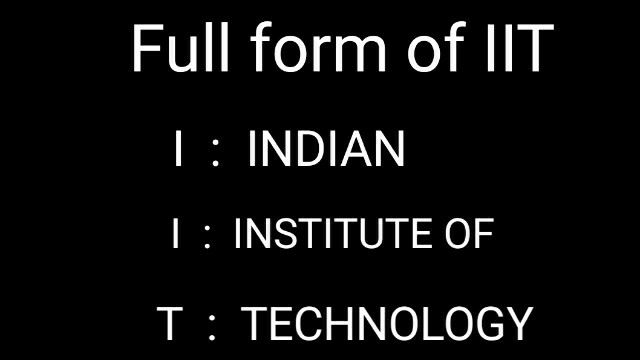 Gull form of iit