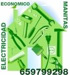 Manitas y Electricidad barato en