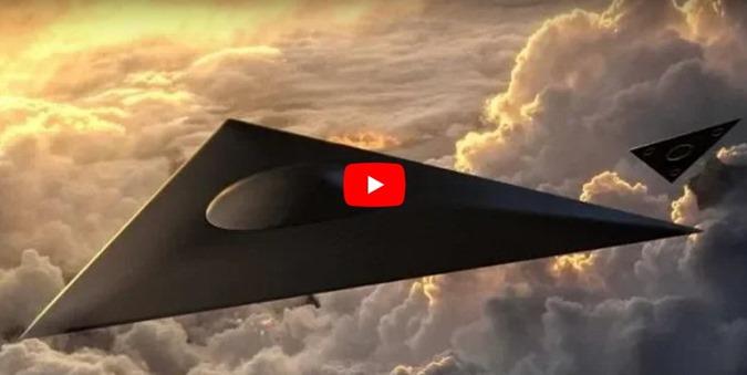 TR3B TECNOLOGIA OVNI UFO ANTI GRAVITACIONAL