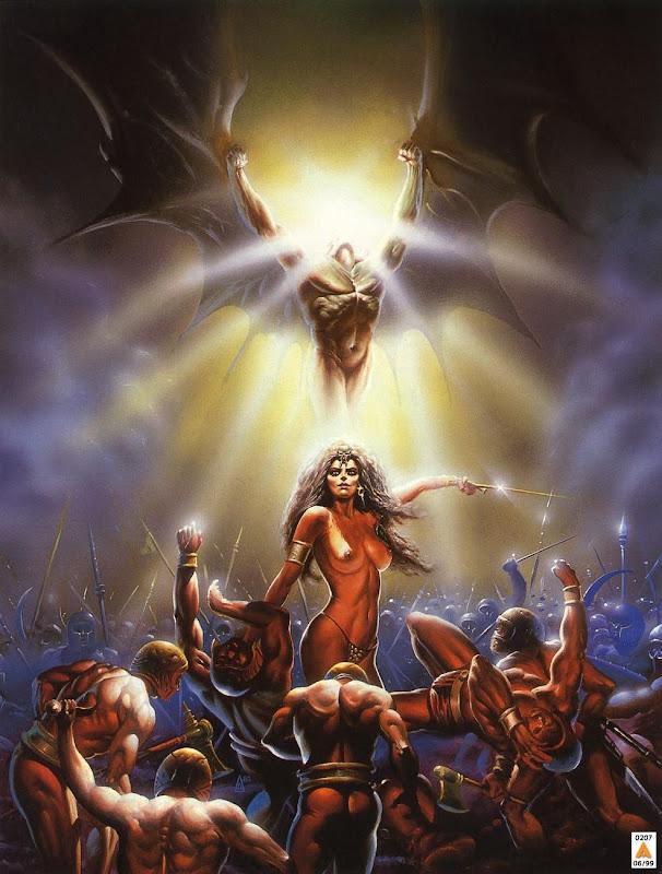 Evil Army, Satanic Beauties