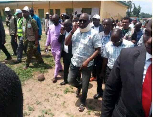 Fayose: Ekiti Election Is A National Embarrassment, There Is Danger Ahead
