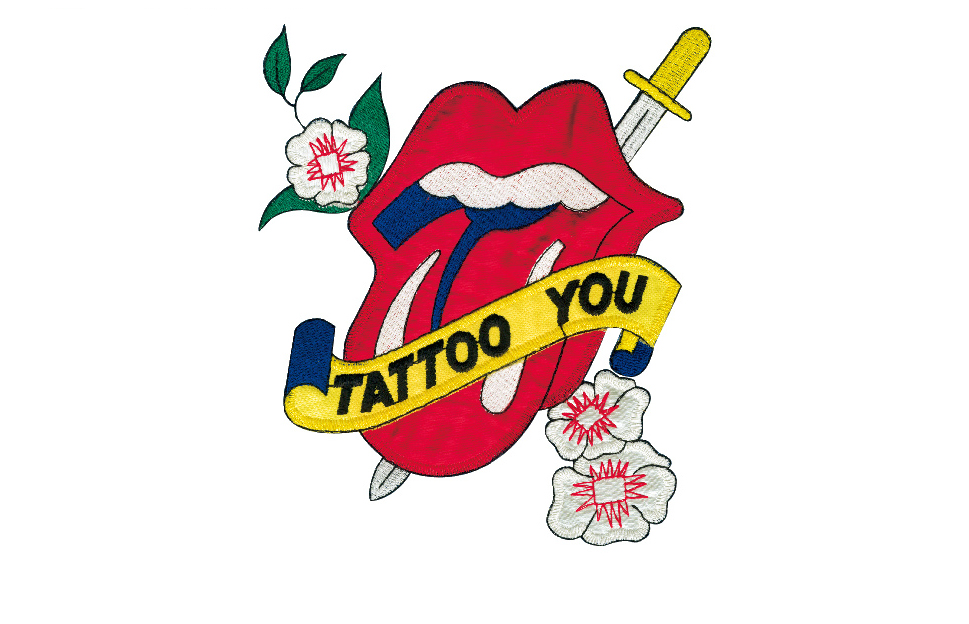 *滾石樂團 50周年:六大日本品牌推Lips And Tongue T-shirt 8